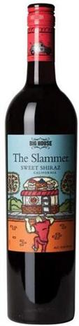 Big House Wine Company Shiraz Slammer Sweet Red